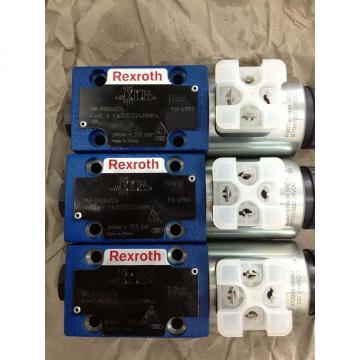 REXROTH 4WE 6 L6X/EW230N9K4/V R900923846 Directional spool valves