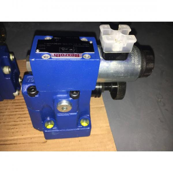 REXROTH DBW 30 B2-5X/200-6EG24N9K4 R900923938 Pressure relief valve #2 image