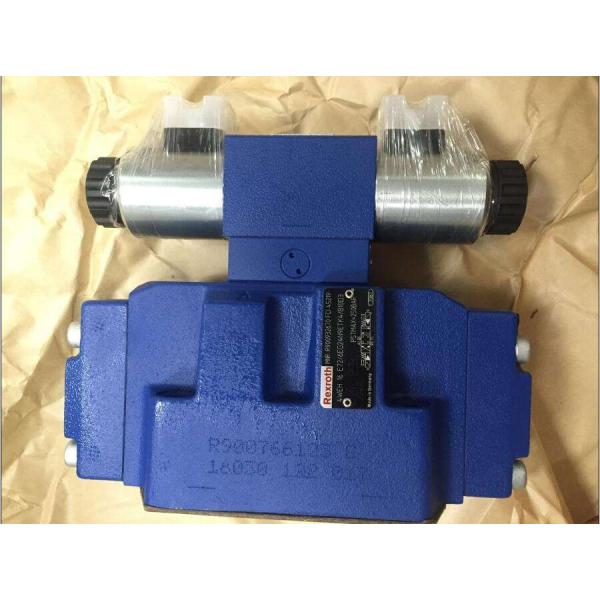 REXROTH 4WE 6 D6X/OFEW230N9K4 R900915095 Directional spool valves #2 image