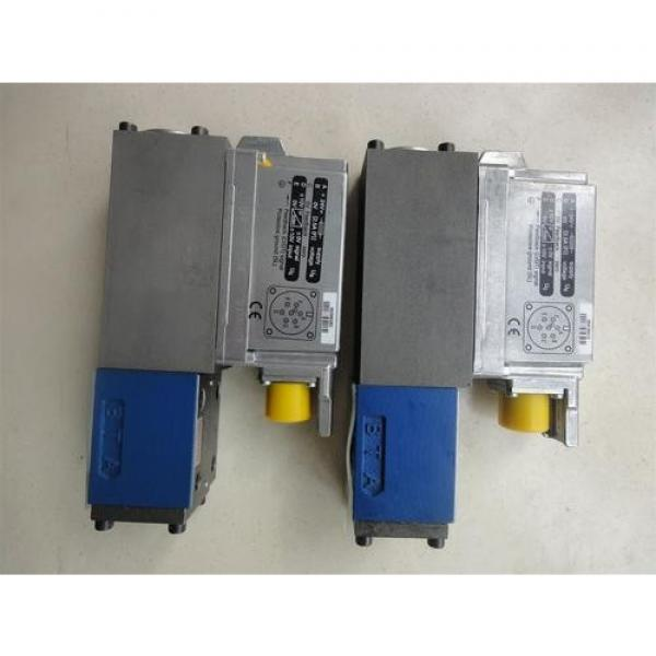 REXROTH 3WE 6 A6X/EG24N9K4/V R900915873 Directional spool valves #1 image