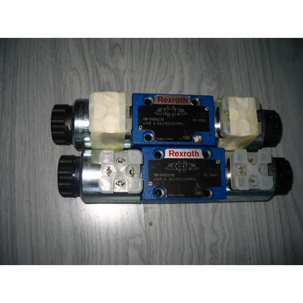 REXROTH MK 30 G1X/V R900423333 Throttle check valves #2 image
