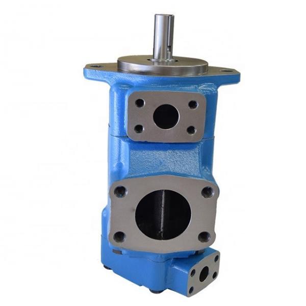 NACHI IPH-56B-64-125-11 IPH Double Gear Pump #2 image
