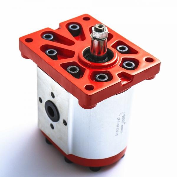 NACHI IPH-25B-6.5-50-11 IPH Double Gear Pump #1 image