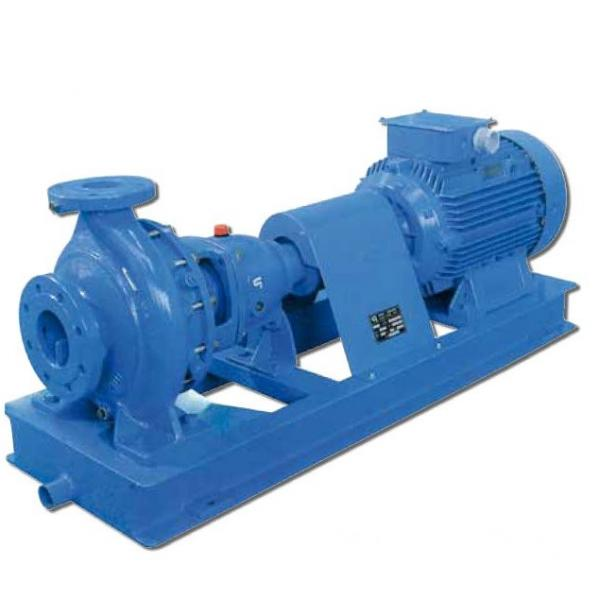 NACHI IPH-56B IPH Double Gear Pump #1 image