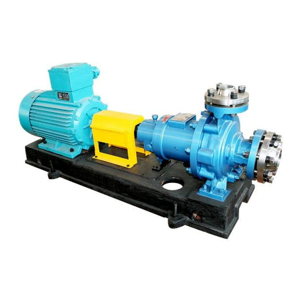 NACHI IPH-36B IPH Double Gear Pump #1 image